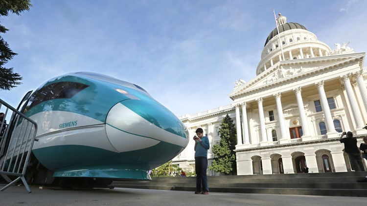 021919 California High Speed Rail