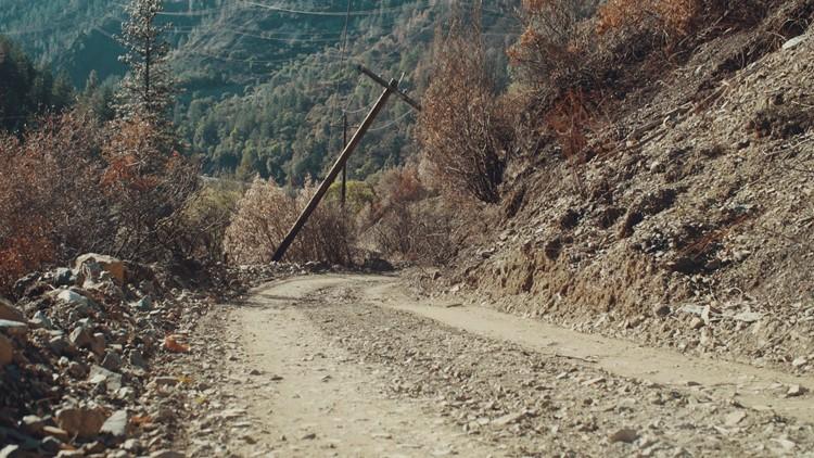 Camp Creek Road