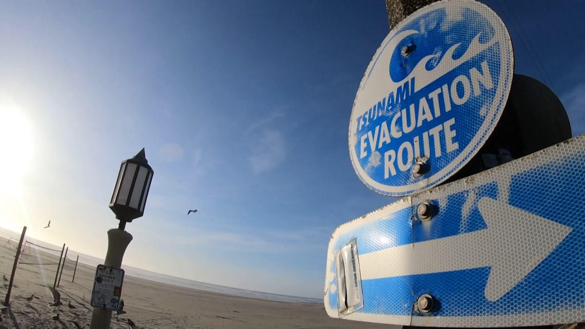 How vulnerable is California to tsunamis?