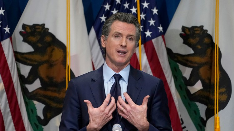 Gov. Newsom appoints five members to study reparations for Black Americans