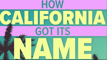 How California got its name