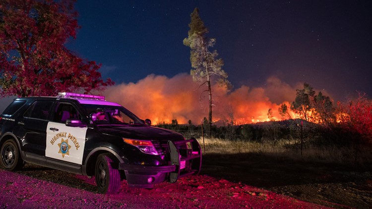 Deadly Zogg Fire in Shasta County caused by tree hitting PG&E power lines, Cal Fire says