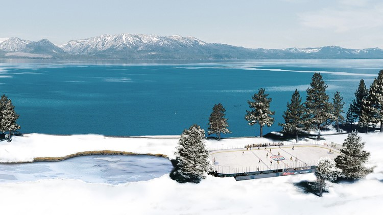 NHL, Lake Tahoe to host outdoor games in February