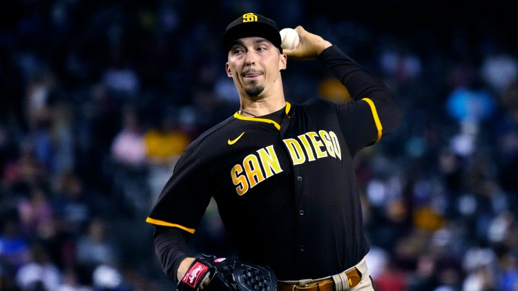 Padres pitcher Blake Snell agreed with decision to pull him from game during no-hitter