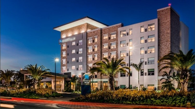 Hyatt House San Juan (Photo courtesy of the hotel)