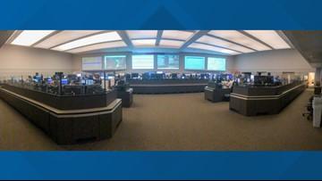 Inside the room where the FAA controls U.S. airspace