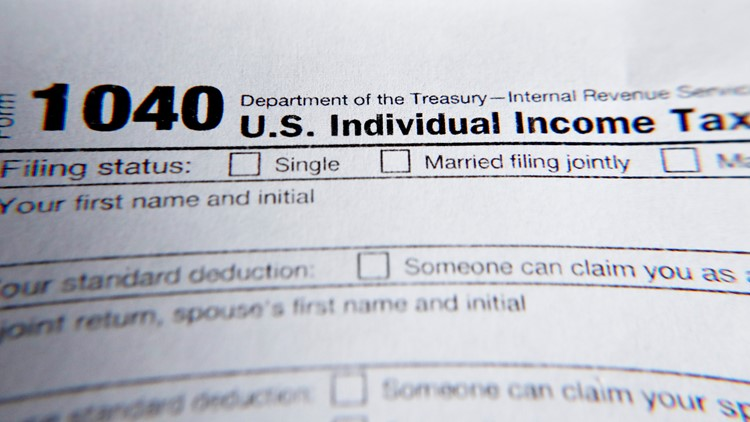 Tax returns this year are due May 17 and, for three states, June 15
