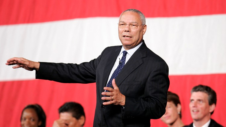 No, Colin Powell's death does not show that COVID-19 vaccines don't work