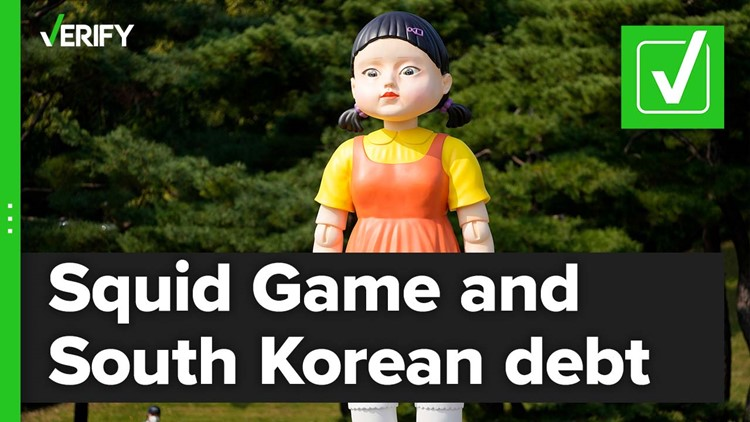 South Korea's debt crisis as depicted in Squid Game is real and contributes to a high suicide rate