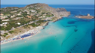This Italian Beach Will Charge Entry Fee to Combat Overtourism