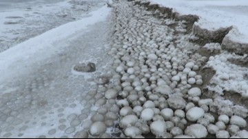 If You Think It's Cold Where You Live, Check Out These Strange 'Ice Balls' Found on a Finnish Beach