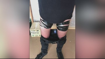 Man With Fentanyl Strapped To Thighs Arrested By U.S. Border Agents