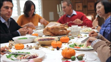 Helpful Thanksgiving Tips For Dealing With Travel & Over-stressing!