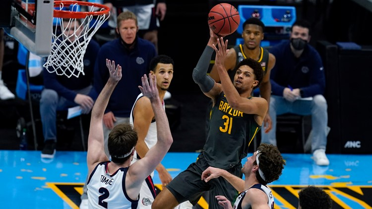 Twitter basketball fans stunned at Baylor's early blowout of Gonzaga