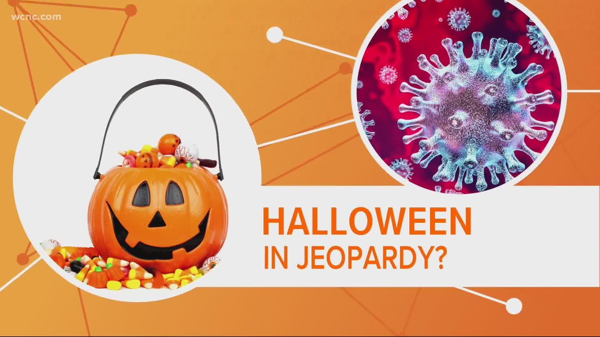 Cbs 2020 Halloween Trick or treat: Will COVID 19 cancel Halloween in 2020? | cbs8.com