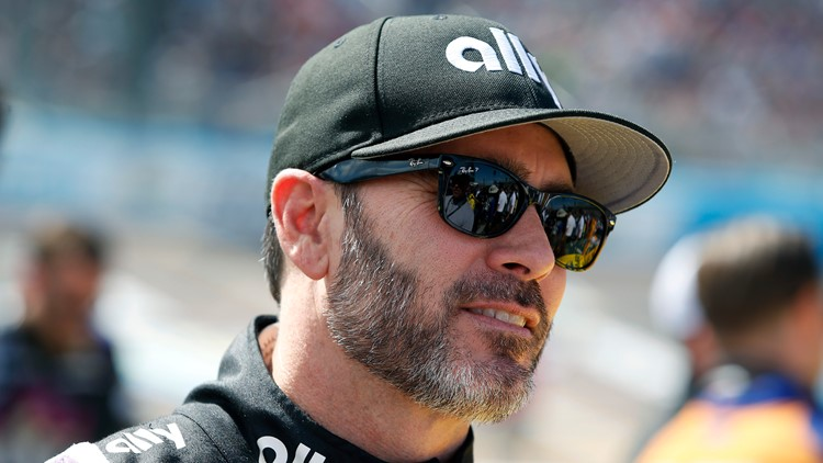 Jimmie Johnson cleared to make NASCAR return after testing positive for COVID-19