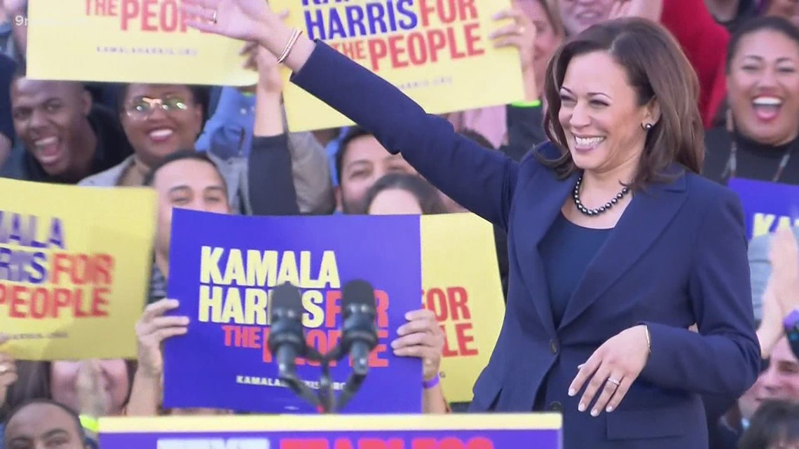 Who will Gov. Newsom pick to replace Senator Kamala Harris?
