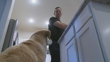 After a month of eating only dog food, Texas man sees drastic change in health