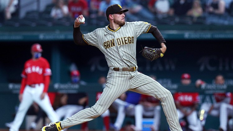 San Diego Padres pitcher Joe Musgrove tosses first no-hitter in team history