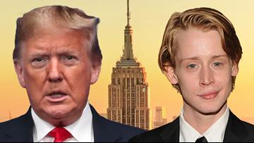 "Canadian TV cuts President Trump's ""Home Alone 2"" scene"