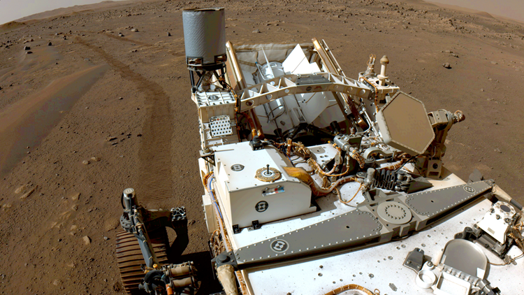 Here's how the Mars rover will collect first-ever Martian samples planned to return to Earth