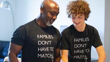North Carolina foster dad adopts boy abandoned at hospital by his adoptive parents