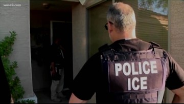 Immigration raids by ICE agents off to slow start