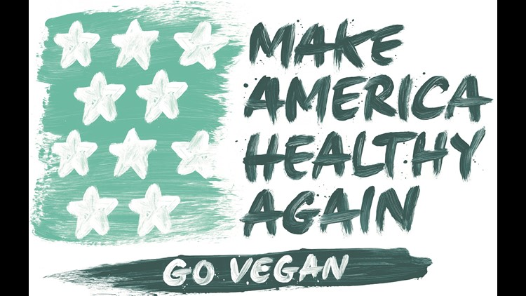 Million Dollar Vegan campaign logo