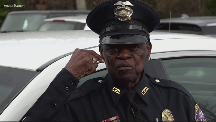 This 91-year-old police officer has no plans to retire | Get Uplifted