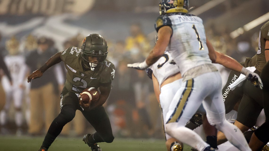 Army beats Navy 15-0 in 121st meeting of historic rivalry