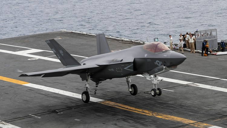 More bad news for F-35:  upgrades billions of dollars over budget