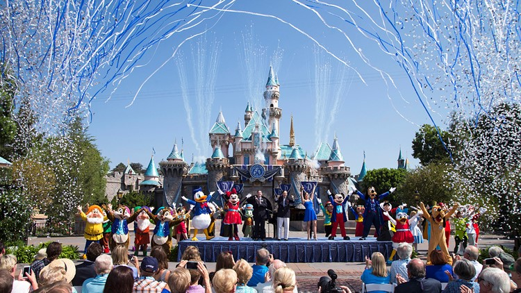 Disneyland 60th anniversary-432346027
