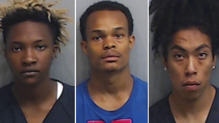 Midtown stabbings mugshots