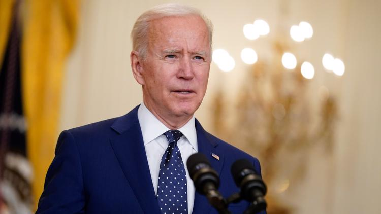 AP: Biden to pledge halving greenhouse gases by 2030