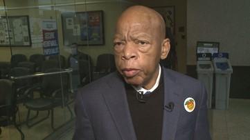 Civil rights icon Rep. John Lewis backs Joe Biden for president