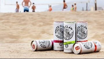 White Claw announces nationwide shortage