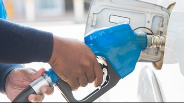 San Diego County gas prices dip again