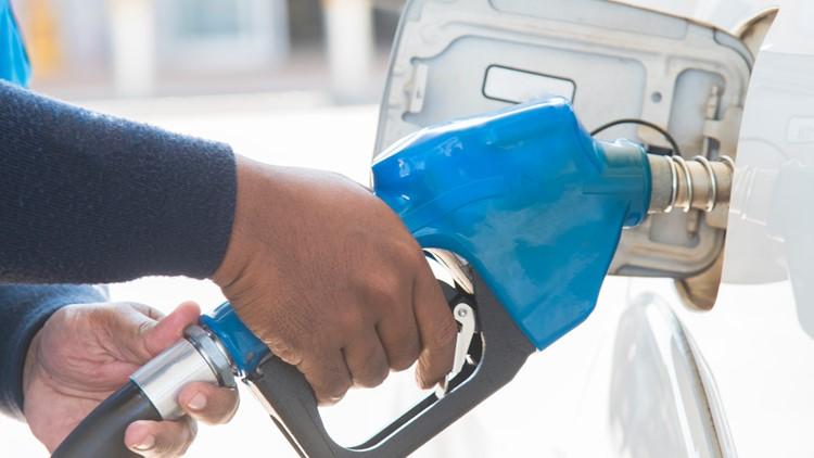 San Diego County gas prices dip again